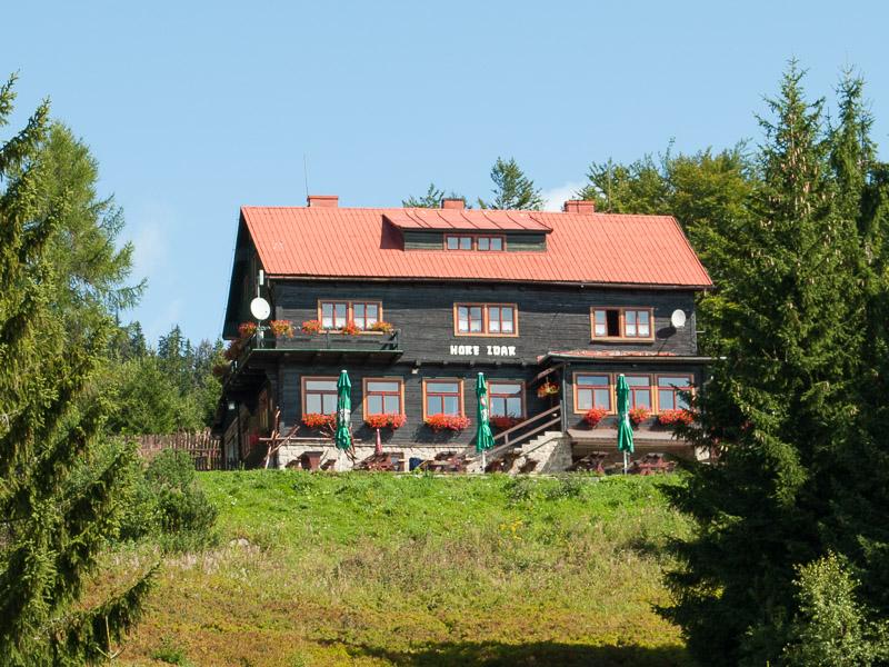 Chata pod Klačianskou magurou
