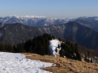 Výhled z Lysce