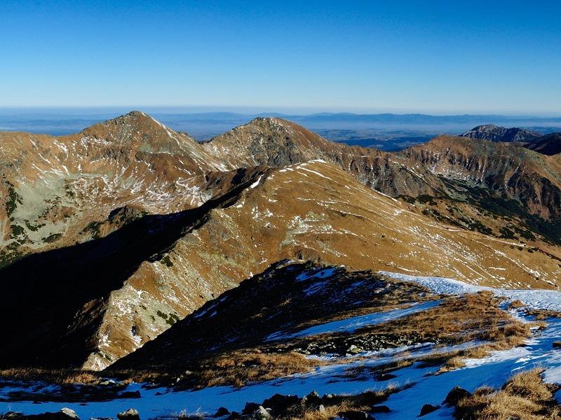NÁHLED - Panoramatický výhled z Barance
