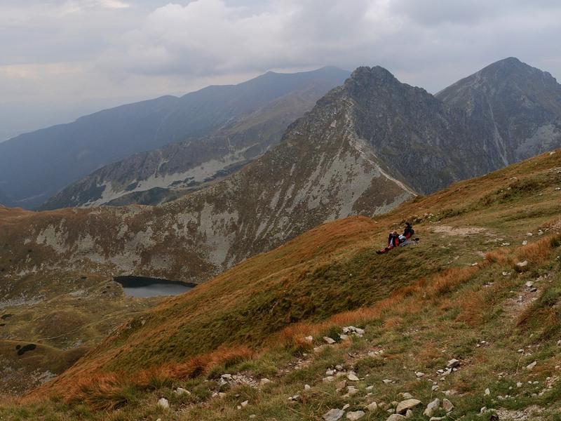 Výhled z Volovce