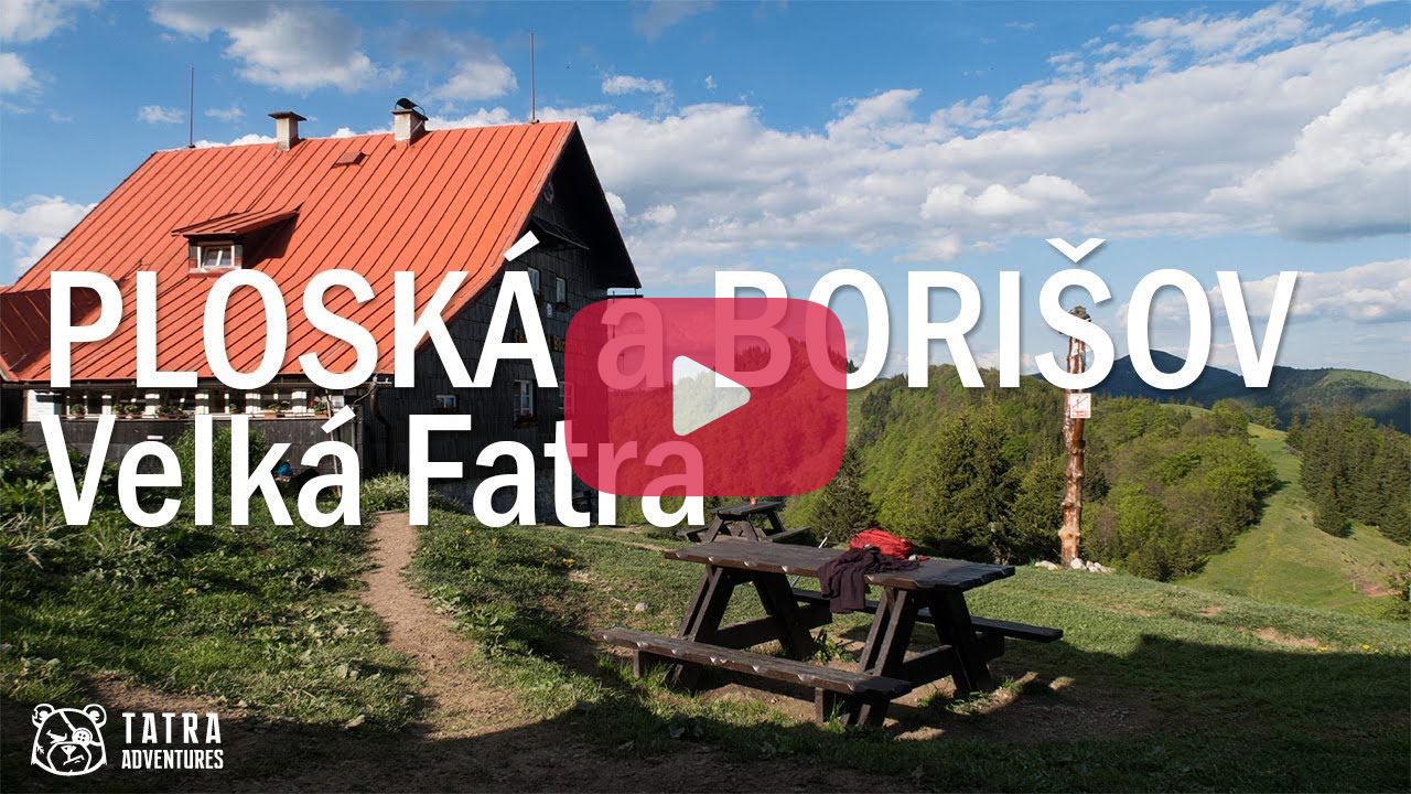 Ploská a Borišov - video