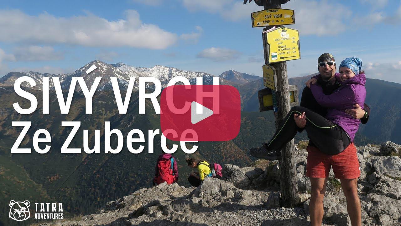 Sivý vrch - video